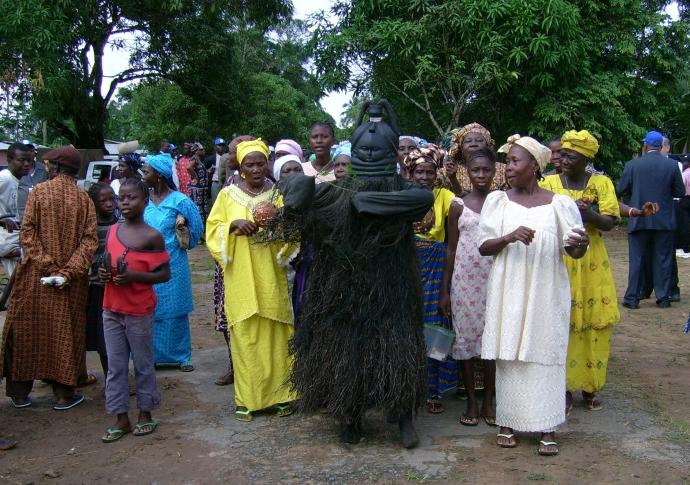 Sociedade Secreta Feminina Bondo, Serra Leoa